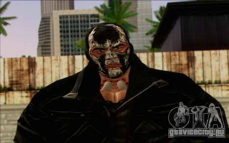 Bane from Batman: Arkham Origins для GTA San Andreas третий скриншот