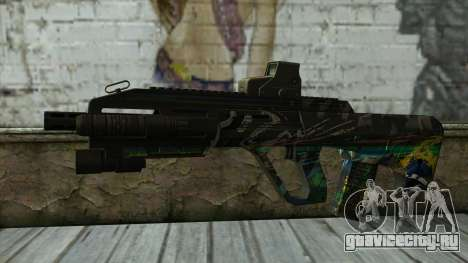 AUG A3 from PointBlank v3 для GTA San Andreas