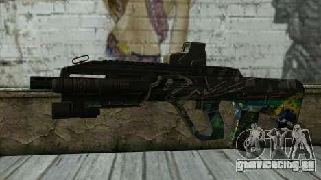 AUG A3 from PointBlank v3 для GTA San Andreas