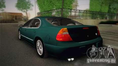 Chrysler 300M для GTA San Andreas вид слева