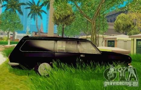 ГАЗ-24-12 Катафалк для GTA San Andreas вид слева