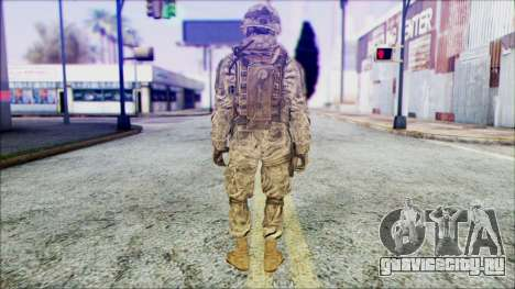Рейнджер (CoD: MW2) v1 для GTA San Andreas второй скриншот