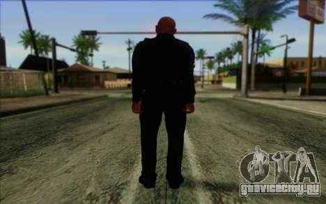 Полицейский (GTA 5) Skin 3 для GTA San Andreas