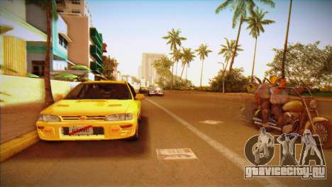 Vice ENB для GTA Vice City шестой скриншот