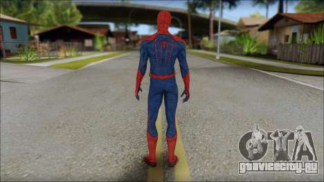 Standart Spider Man для GTA San Andreas второй скриншот