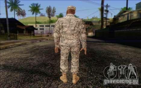 California National Guard Skin 4 для GTA San Andreas второй скриншот