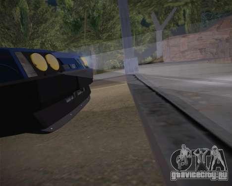 ВАЗ 2109 Low Classic для GTA San Andreas вид сбоку