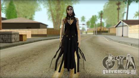 Death from Deadpool The Game для GTA San Andreas