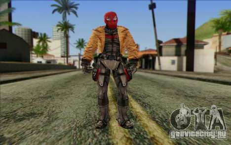 Red Hood from DC Comics для GTA San Andreas