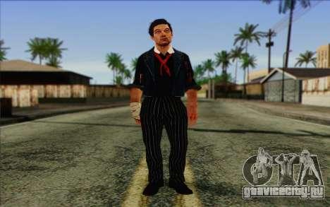 Booker DeWitt Skin для GTA San Andreas