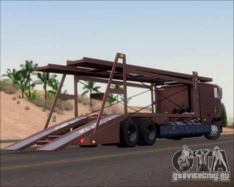 Navistar International 9700 1997 для GTA San Andreas вид справа