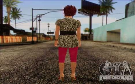 Trevor Phillips Skin v1 для GTA San Andreas второй скриншот