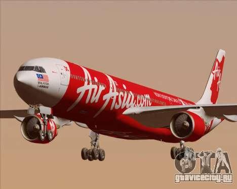 Airbus A330-300 Air Asia X для GTA San Andreas