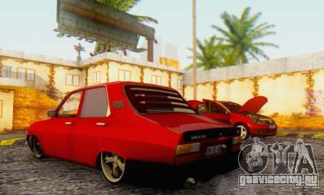 Dacia 1310 TLX PRN для GTA San Andreas вид справа