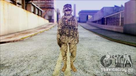 Рейнджер (CoD: MW2) v1 для GTA San Andreas