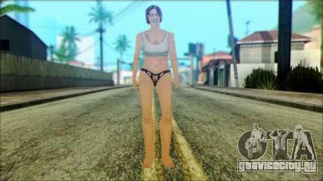 Manhunt Ped 9 для GTA San Andreas