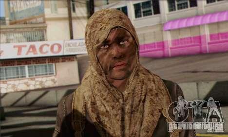 Task Force 141 (CoD: MW 2) Skin 18 для GTA San Andreas третий скриншот