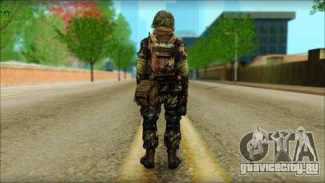 STG from PLA v4 для GTA San Andreas второй скриншот