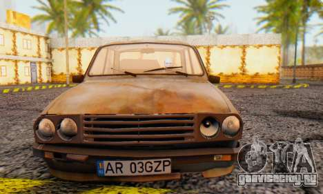 Dacia 1310 MLS Rusty Edition 1988 для GTA San Andreas вид слева