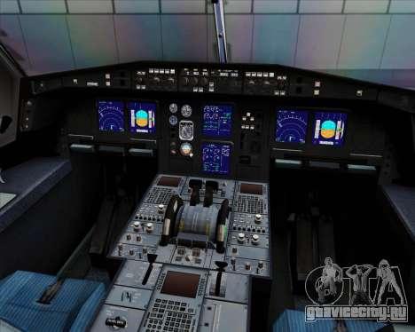 Airbus A330-300 Cebu Pacific Air для GTA San Andreas салон
