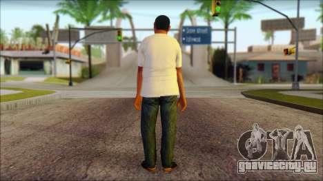 GTA 5 Ped 18 для GTA San Andreas второй скриншот