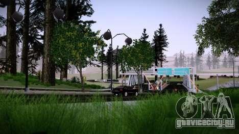 Таможня By Makar_SmW86 для GTA San Andreas второй скриншот