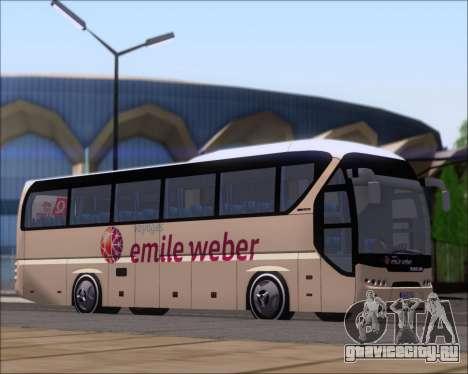 Neoplan Tourliner Emile Weber для GTA San Andreas вид слева