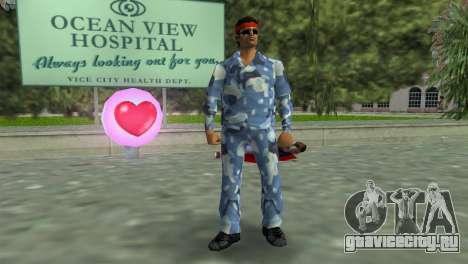Camo Skin 11 для GTA Vice City второй скриншот