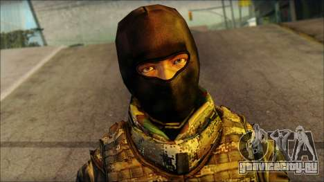 MG from PLA v2 для GTA San Andreas третий скриншот