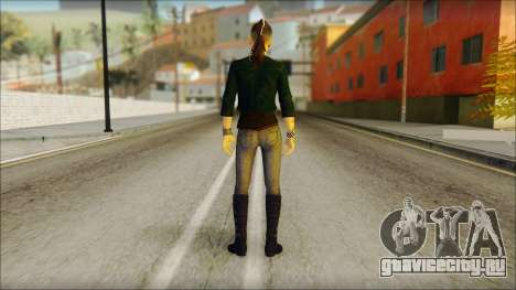 Watch Dogs Clara Lille для GTA San Andreas второй скриншот