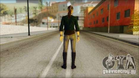Watch Dogs Clara Lille для GTA San Andreas второй скриншот