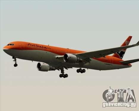 Boeing 767-300ER Australian Airlines для GTA San Andreas вид сзади