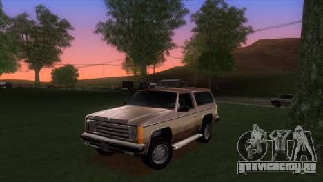 Bright ENB Series v0.1 Alpha by McSila для GTA San Andreas