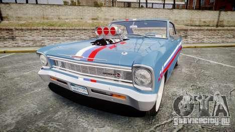 Chevrolet II Nova SS 1966 Custom [EPM] PJ2 для GTA 4
