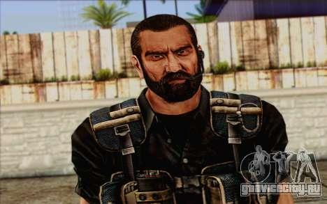 Солдат from Rogue Warrior 1 для GTA San Andreas третий скриншот