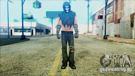 Manhunt Ped 4 для GTA San Andreas