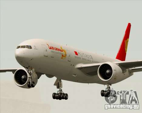 Boeing 777-200ER Air China для GTA San Andreas