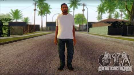 GTA 5 Ped 18 для GTA San Andreas