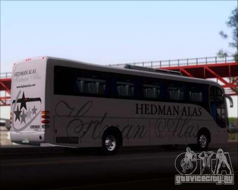 Comil Champione 2005 Hedman Alas для GTA San Andreas вид справа