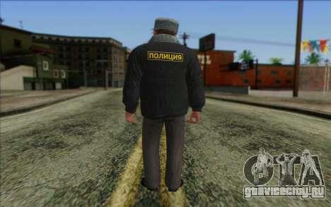 Полиция России Скин 2 для GTA San Andreas второй скриншот