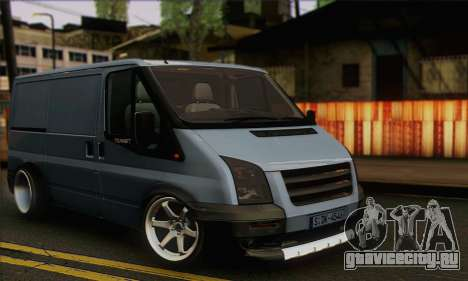 Ford Transit Limited Edition для GTA San Andreas