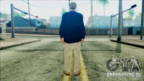 Rosenberg from Beta Version для GTA San Andreas второй скриншот