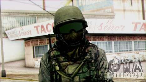 Боец (PLA) v5 для GTA San Andreas третий скриншот