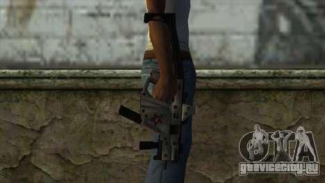 Kriss Super from PointBlank v2 для GTA San Andreas третий скриншот