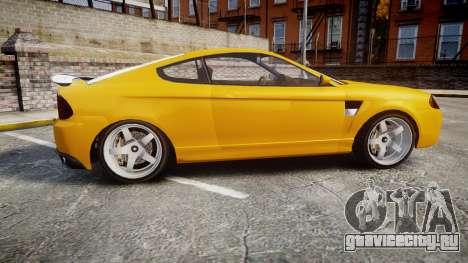 GTA V Bollokan Prairie Wheel1 для GTA 4 вид слева