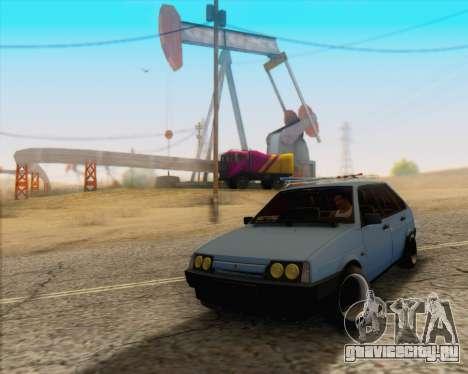 ВАЗ 2109 Low Classic для GTA San Andreas