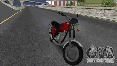 ИЖ Юпитер 5 для GTA San Andreas