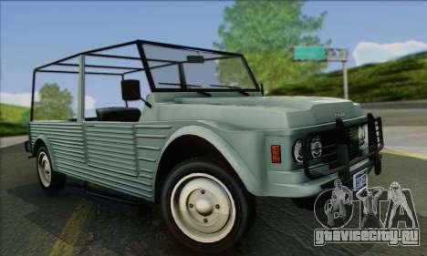 GTA V Canis Kalahari для GTA San Andreas
