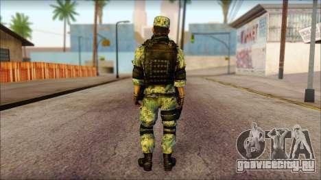MG from PLA v1 для GTA San Andreas второй скриншот
