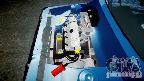 Fiat 147 Spazio-TR для GTA 4 вид изнутри